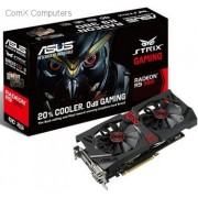 Asus R9-380 Strix 2Gb DDR5 256bit 4 channel Graphics Card
