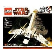 LEGO Star Wars BrickMaster Exclusive Mini Building Set #20016 Imperial Shuttle Bagged (japan import)