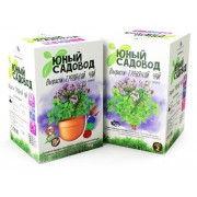 Набор Юный садовод Вырасти травяной чай