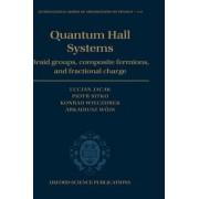 Quantum Hall systems by Lucjan Jacak