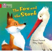 The Fox and the Stork by Simon Puttock