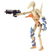 Star Wars: Episode 2 Battle Droid (Arena Battle) with Backdrop Action Figure