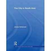 The City in South Asia by James Heitzman