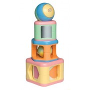 Tolo Stacking Activity Shapes Baby Toy