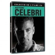 Misterele Berlinului,O furtuna perfecta, Regii desertului - Colectia de 3 filme cu actori celebri: George Clooney (3DVD)