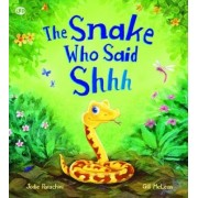 Storytime: The Snake Who Says Shhh... by Jodie Parachini