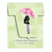 Mod Moms Shower Keepsake Registry -1/Pkg.