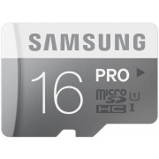 Card de memorie Samsung micro SDHC PRO 16GB (Clasa 10)