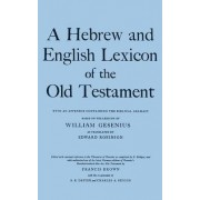 A Hebrew and English Lexicon of the Old Testament by H. F. W. Gesenius