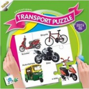 Educational Transport Puzzle