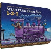 Steam Train, Dream Train 1-2-3 by Sherri Duskey Rinker