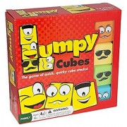 Lumpy Cubes - Cube Stacking Educational Family Game - Fun For Kids And Adults 6 Years And Up