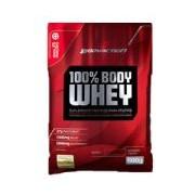 100% Body Whey - Saco Sabor Baunilha 900g - BodyAction