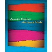 Assessing Students with Special Needs by James A. McLoughlin