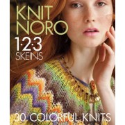 Knit Noro 1 2 3 Skeins by Sixth&spring Books
