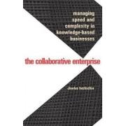 The Collaborative Enterprise by Charles Heckscher