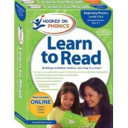 Hooked on Phonics Learn to Read, First Grade, Levels 5 & 6 by Hooked on Phonics