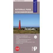 Wandelkaart - Fietskaart 14 Natuurmonumenten Schiermonnikoog   Falk