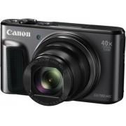 Aparat Foto Digital Canon PowerShot SX720 HS, 20.3MP, Filmare Full HD, Zoom optic 40x (Negru)