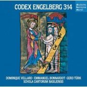 Dominique Vellard - Codex Engelberg 314 (0886975687923) (1 CD)