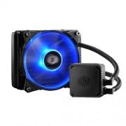 CoolerMaster-Kit di raffreddamento ad acqua per CPU, con 120 mm-Tower Jetflo, ventola a LED blu, liquido di raffreddamento per PC, 120 e di raffreddamento CPU