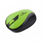 Mouse Esperanza TITANUM RAINBOW Optical Wireless TM114G Green