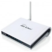 Router Wireless AirLive WN-200R, 150 Mbps, 1 Antene extena