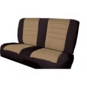 Set Huse Scaune/Bancheta SPATE - Fabric Custom-Fit Rear Seat Covers pt. 80-95 Jeep CJ-5, CJ-7, CJ-8 Scrambler & Wrangler YJ