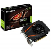 Gigabyte GeForce GTX 1060 ITX Edition 3072MB GDDR5 PCI-Express Graphics Card (GV-N1060IXOC-3GD)