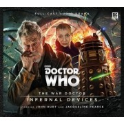 The War Doctor - Infernal Devices by John Dorney