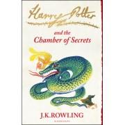 Chamber of Secrets Harry Potter 2 rejacket(J. K. Rowling)