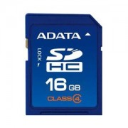 AData SDHC 16GB Secure Digital Card, Class 4