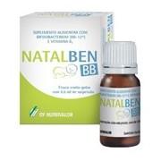 Natalben gotas bb suplemento infantil com bb-12 e vitamina d 8.6ml - Natalben