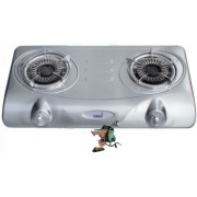 Totai Premier 2 Burner Stainless Steel Stove