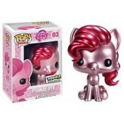 Funko POP! My Little Pony Exclusive Vinyl Figure Metallic Pinkie Pie