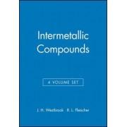 Intermetallic Compounds by J. H. Westbrook