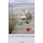 Anti-externalism by Joseph Mendola