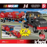 KNEX NASCAR Building Set: #14 Office Depot Transporter Rig