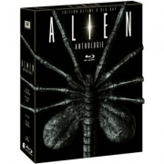 Coffret Alien Anthologie : 6 Blu-ray - Edition collector limitée [Blu-ray]