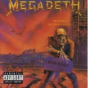 Megadeth - Peace Sells ... But Who's Buying (0724359862422) (1 CD)