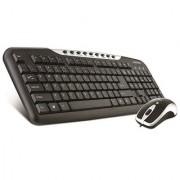 Intex DUO-313 Keyboard (Black)