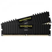 Memoire RAM Vengeance LPX Series Low Profile 16 Go (2x 8 Go) DDR4 3000 MHz CL15 - Kit Dual Channel 2 barrettes de RAM DDR4 PC4-24000 - CMK16GX4M2B3000C15