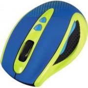 Mouse Wireless Hama Knallbunt 2.0 Yellow