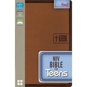 NIV, Bible for Teens, Imitation Leather, Pink by Zondervan