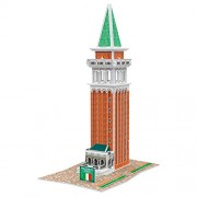 cubicfun 3d Puzzle Italy - St Mark 's CAMP anile