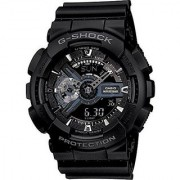 G-Shock Analog-Digital Black Dial Mens Watch - GA-110-1BDR (G317)