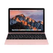 MacBook 12-inch 1.1GHz, 8GB, 256GB, Rose Gold 2016