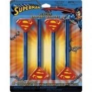 Superman Returns Pencils 4 Count