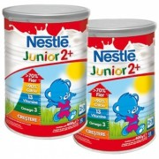 Nestle Pachet Lapte Praf Nestle Junior 2+, 2x400g