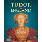 Tudor England by Peter Brimacombe